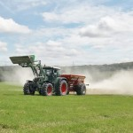 Lime Spreading